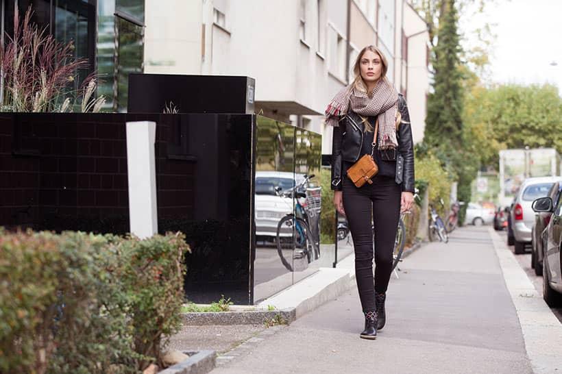GROUNDIES® Milano Ladies Black