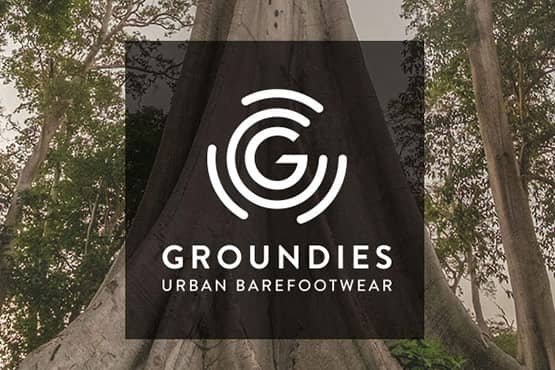 GROUNDIES® Urban Barefootwear - plant-for-the-planet