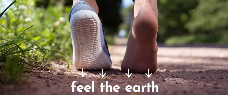 GROUNDIES® Urban Barefootwear - Barfußschuhe