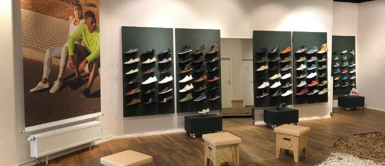 PARK Barefootwear Stores