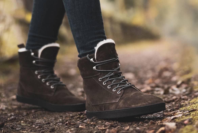 Así mantiene el calzado GROUNDIES® tus pies cálidos incluso en invierno