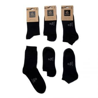 GROUNDIES®  Premium-Socken Mid